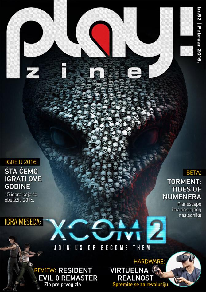 PLAYZine92-Februar2016-naslovna