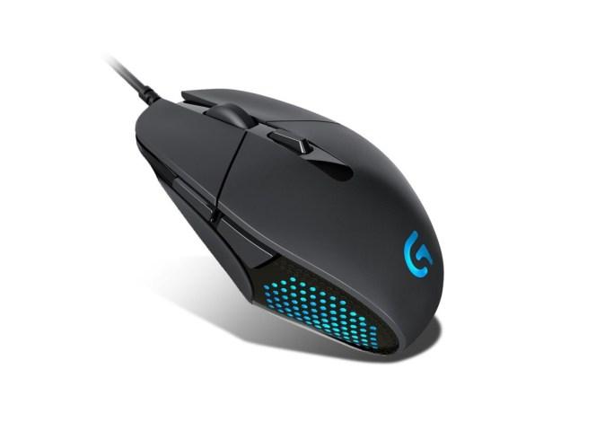logitech g302 moba mouse