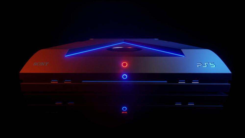 Playstation 5 koncept