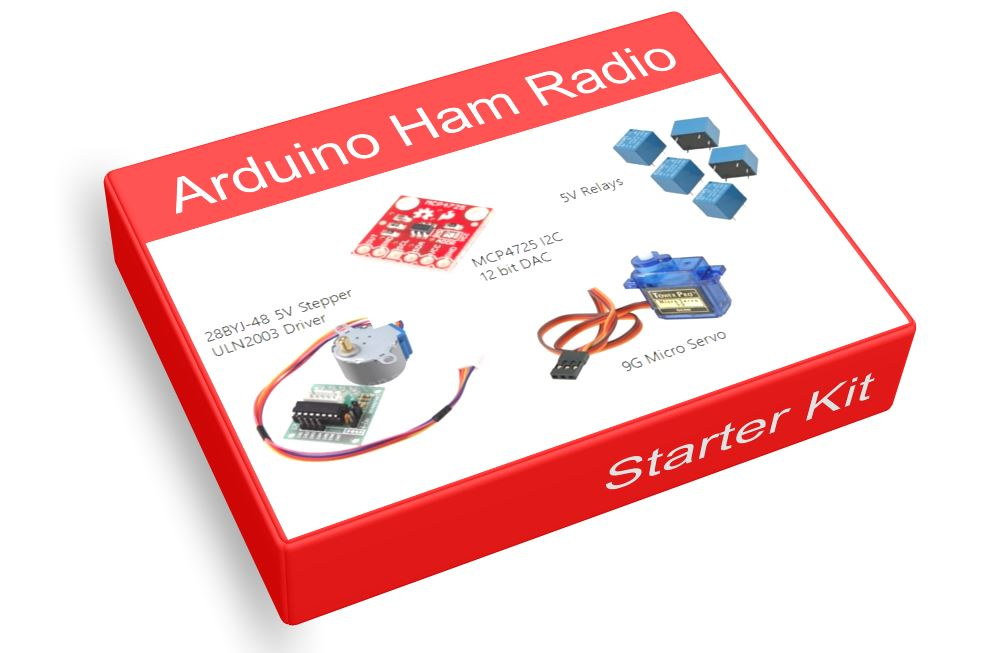 Ham Arduino External Control - Make Stuff Move - Making It Up
