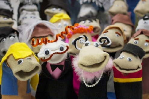 sock puppet manipulation