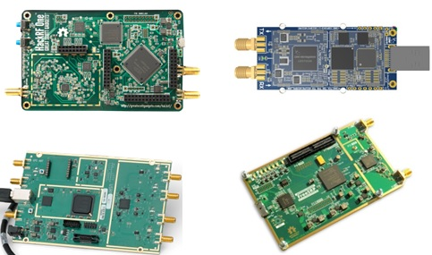 Configurable SDR Devices - Broadband Transceivers - Making It Up