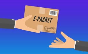 e-packet electronics delivery