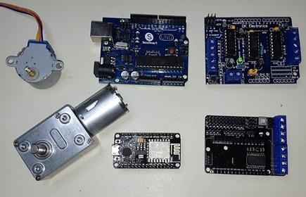 arduino returns