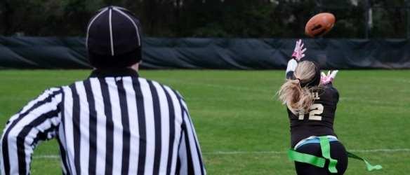flag referee