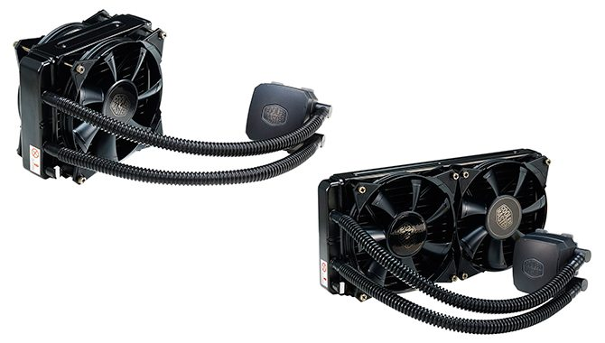 Cooler Master Nepton 140XL & 280L Review