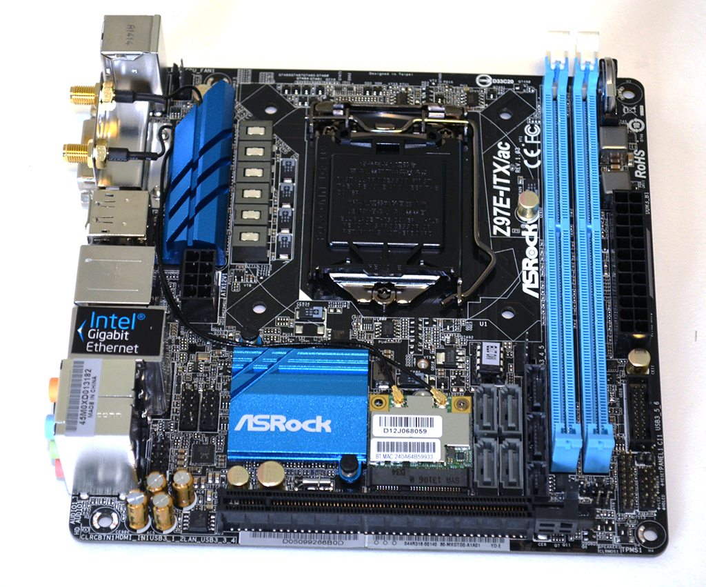 ASROCK Z97E-ITX/AC INTEL USB 3.0 DRIVERS WINDOWS