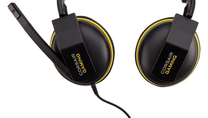 Corsair Gaming H1500 USB Gaming Headset Review
