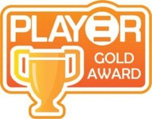 Play3r Gold Award i3-8350K
