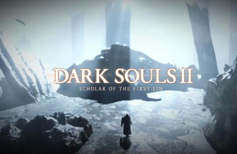Dark Souls II: SOTFS Arriving on PS4 And Xbox One