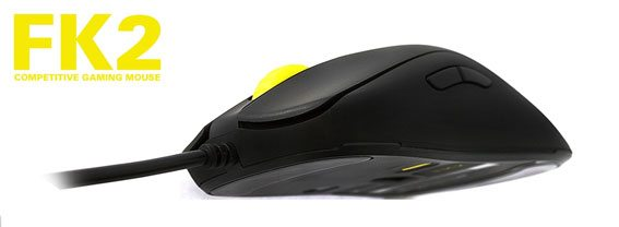 OCUK Announce Incoming Zowie FK2 Stock - Play3r