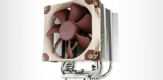 Noctua NH-U9S CPU Cooler Review 2