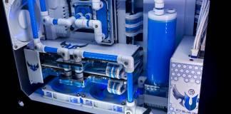 Hex Gear - Snefs Icy Blue Angel 1