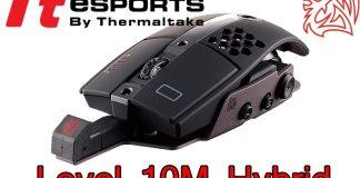 Tt eSPORTS Level 10M Hybrid Review 6