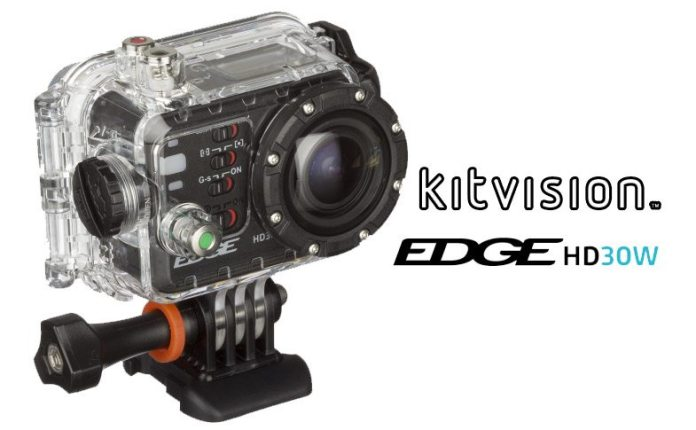 KitVison Edge HD30W Action Camera Review 29