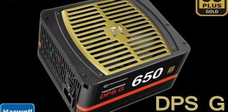 Thermaltake Toughpower DPS G 650W PSU Overview