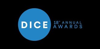 D.I.C.E. Awards Picks its Winners