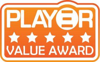 The Play3r Value Award