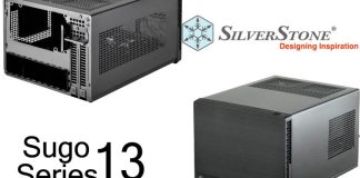 SilverStone Announces SG13B and SG13B-Q 8