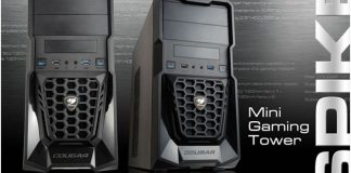 COUGAR SPIKE m-ATX Gaming Case Coming to UK Market 2