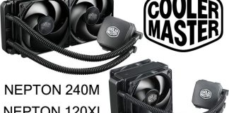 Cooler Master Nepton 120XL and 240M AIO CPU Coolers Review 38