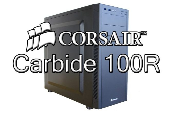 Corsair Carbide Series 100R Silent Case Review 3