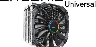 Cryorig H5 Universal CPU Cooler Review 1
