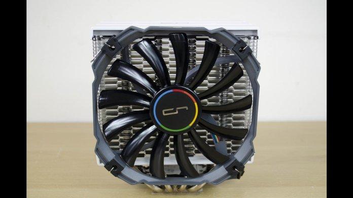 Cryorig H5 Universal CPU Cooler Review 11
