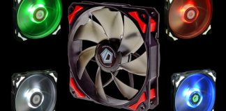 ID COOLING NO 12025 Fan Review 10