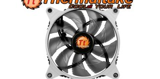 Thermaltake ODIN 12 LED Fan Review 5