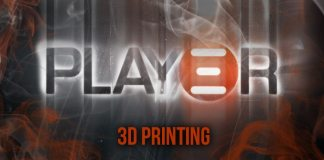 3D Printing With Play3r
