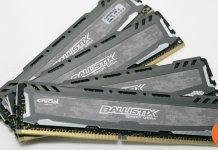 Crucial Ballistix Sport LT 16GB 2400MHz DDR4 Memory Review 6