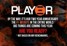 Happy 2nd Birthday to Play3r! 3