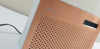 Goodmans Canvas Portable Radio Review 9