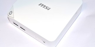 MSI Cubi Mini PC Review 1