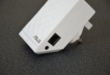 Asus RP-N14 WiFi Range Extender Review 12