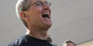 Apple boss Tim Cook hits out at Facebook and Google
