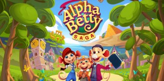 Spread the Word! AlphaBetty Saga Launches on Mobile 2
