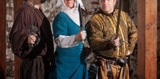 LARPing Mad! Middle-aged men spend £1,228 p/year on hobbies - and over £1,5573 on LARPing!