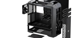 Cooler Master Launches MasterCase - World's First Mid-Sized Modular Tower with Exterior Expandability 1
