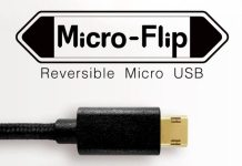 Micro-Flip: Kickstarter Launch For Reversible Micro-USB Type-B.