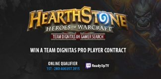 Team Dignitas look for new Hearthstone team member 2