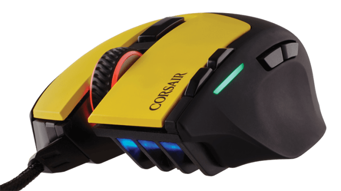 Corsair Gaming and Team Dignitas collaboration spawns first products: Team Dignitas Edition gaming mouse and mat! 3
