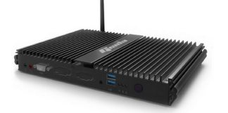 Giada F301, A High-End Fanless Digital Signage Mini PC