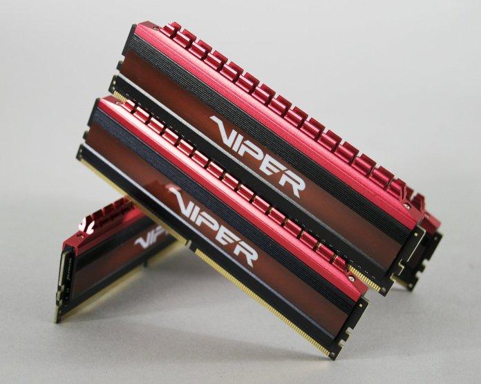 Patriot Viper 4 DDR4-2400 16GB Quad Channel Memory Review 6