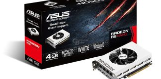 ASUS Radeon R9 Nano Spotted in White 2