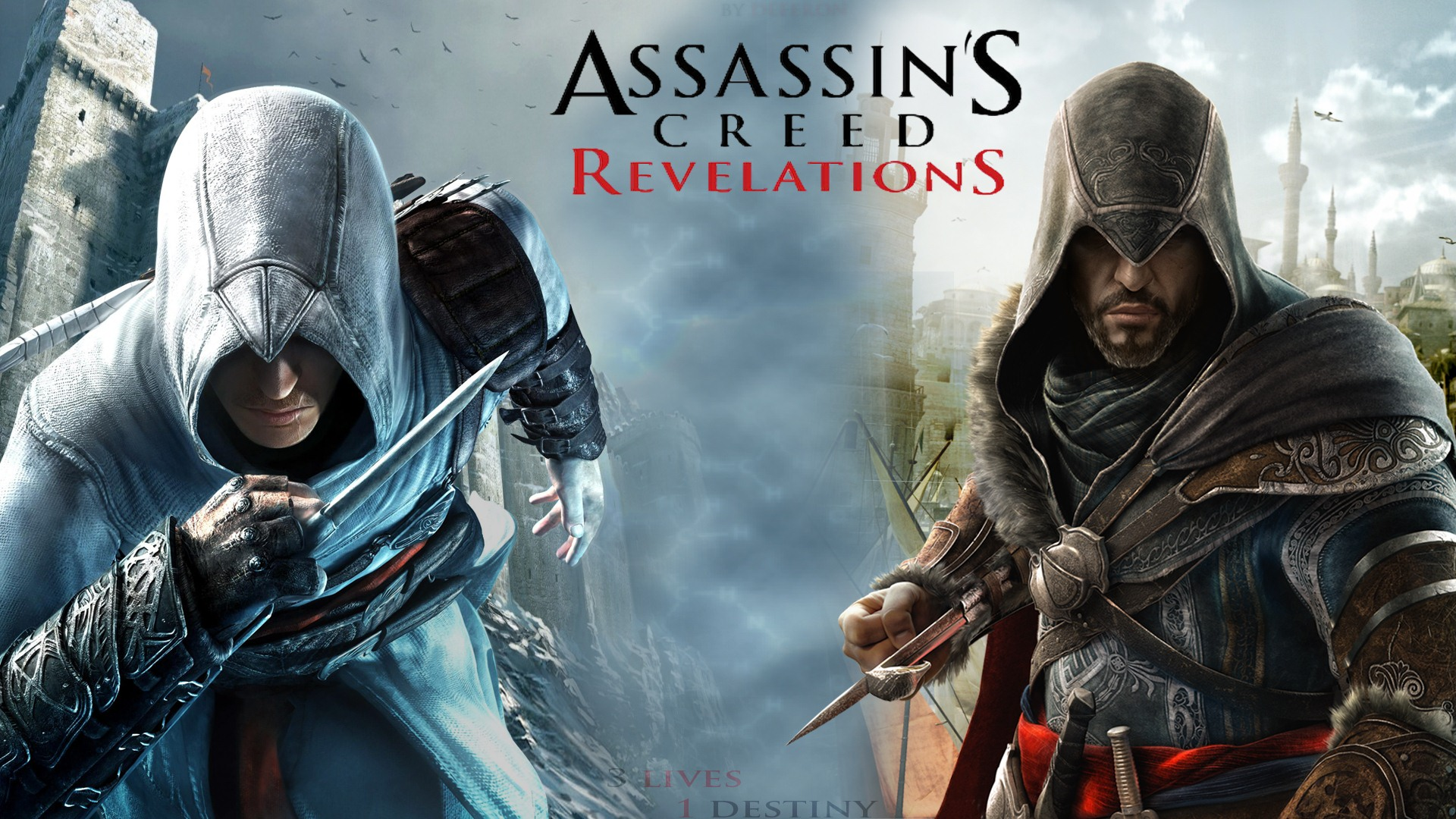 Assassin S Creed Revelations Ezio S Final Farewell Play3r