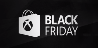 Xbox Store Black Friday Announcement