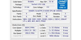 Intel Non-K Processors Can Now Be Overclocked On Z170 - BIOS Files Inside