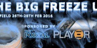 The Big Freeze UK - 26th-28th February 2016 (The Portal, Sheffield) 1